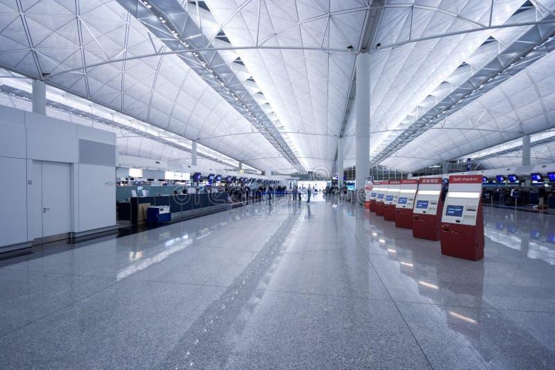 lotniskowa sala fotografia stock