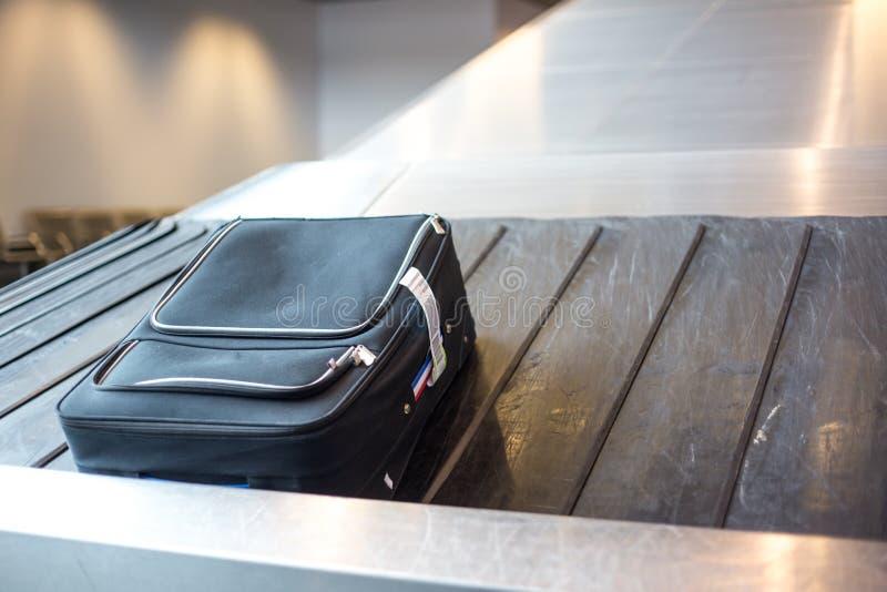 Lotniskowy bagażu żądanie zdjęcie stock