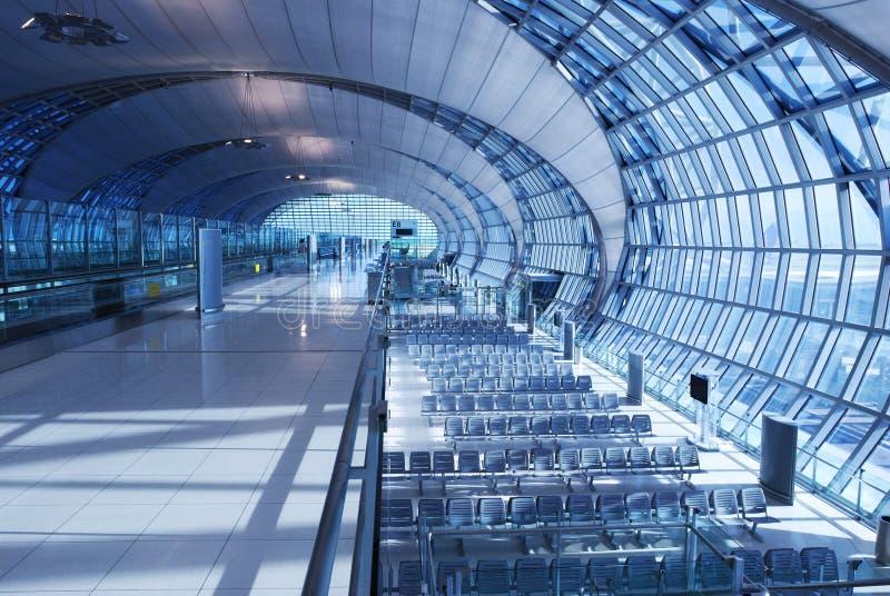 lotniskowy hol zdjęcie stock