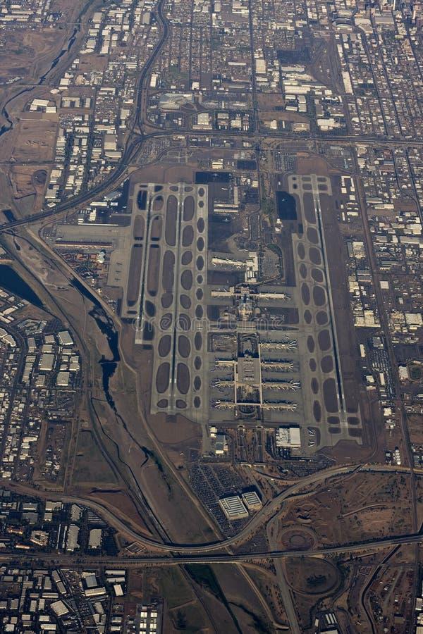 lotniskowy międzynarodowy feniks zdjęcie royalty free