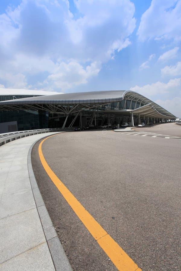 lotniskowy porcelanowy Guangzhou zdjęcia stock