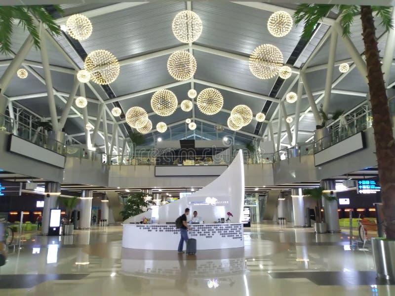 Lotniskowy Soekarno Hatta fotografia stock
