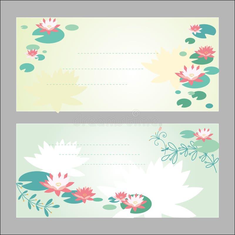 Download Lotosowego Kwiatu Zaproszenie Ilustracja Wektor - Ilustracja złożonej z festiwale, artystyczny: 53777099
