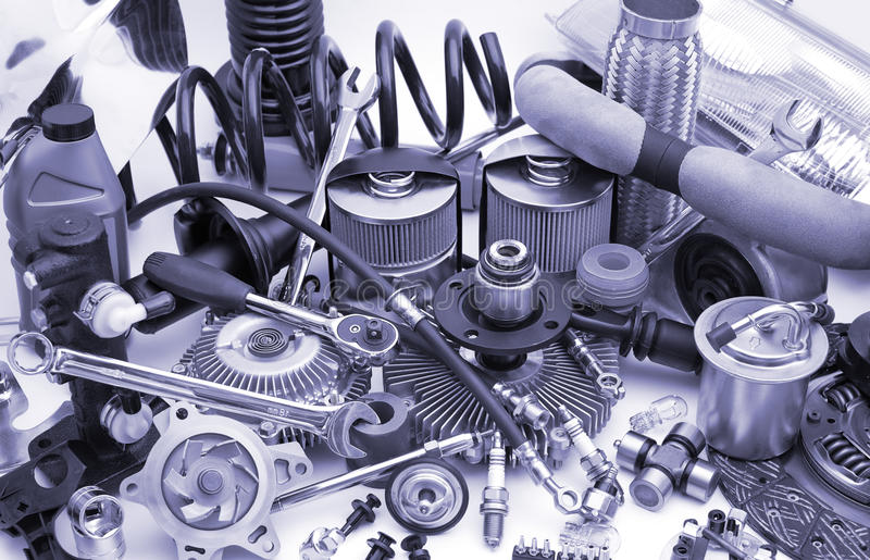 Download Lots Of Auto Parts Stock Images - Image: 16143064