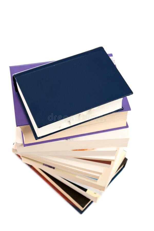 Lots Bücher stockfotos
