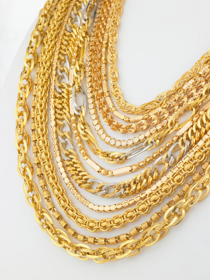 Download Lots Of Chains Stock Photo - Image: 8385790