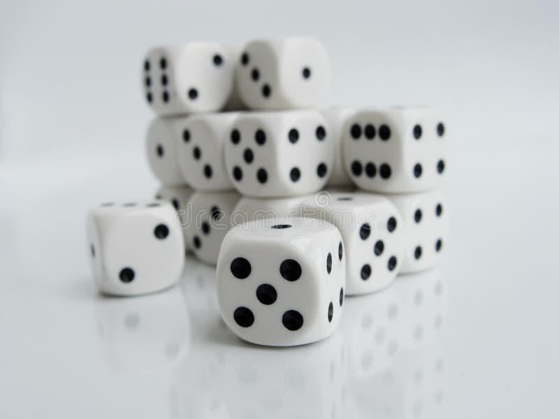 Download Lots of Dice stock image. Image of spots, hazard, tempt - 857807