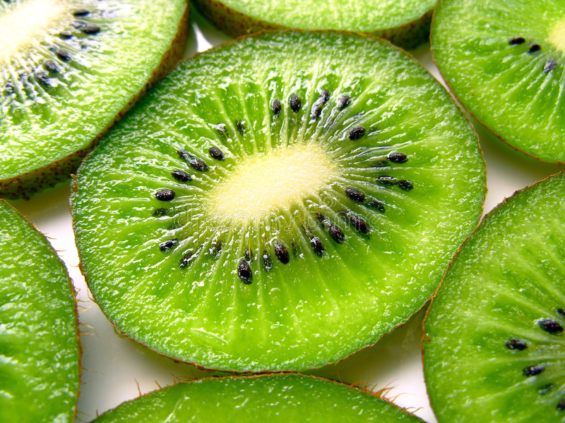 Lots of kiwis stock photos
