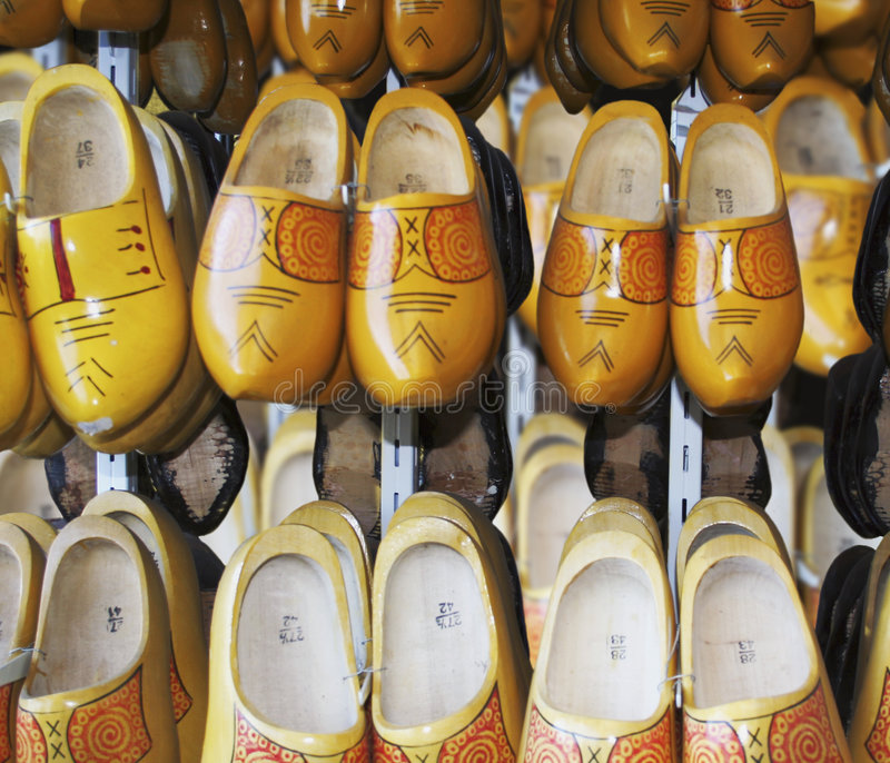 Lots of shoes royalty free stock photography