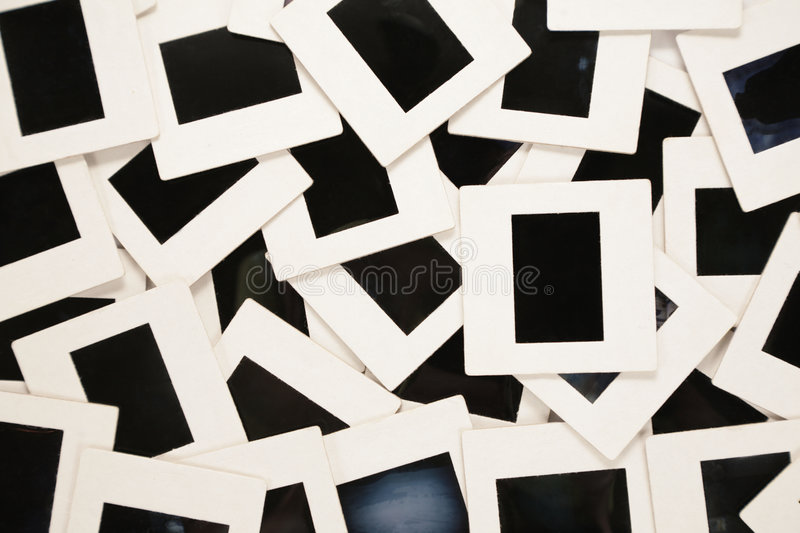 Lots of slides 3 royalty free stock image
