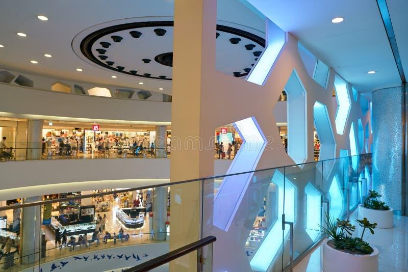 Lotte Department Store arkivfoto