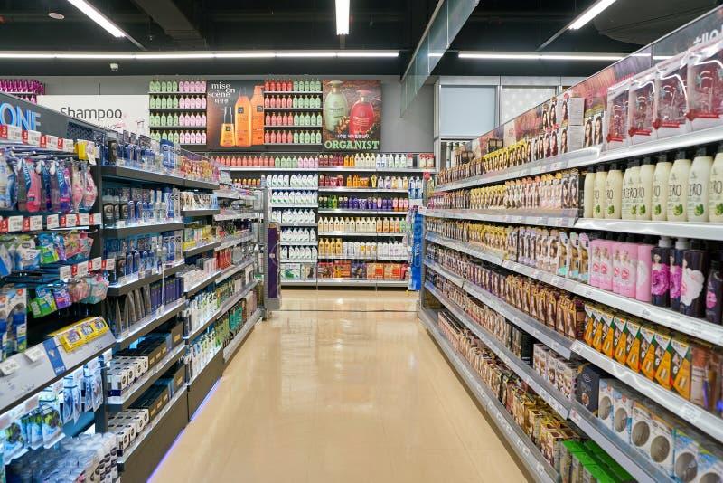 Lotte Mart stock foto