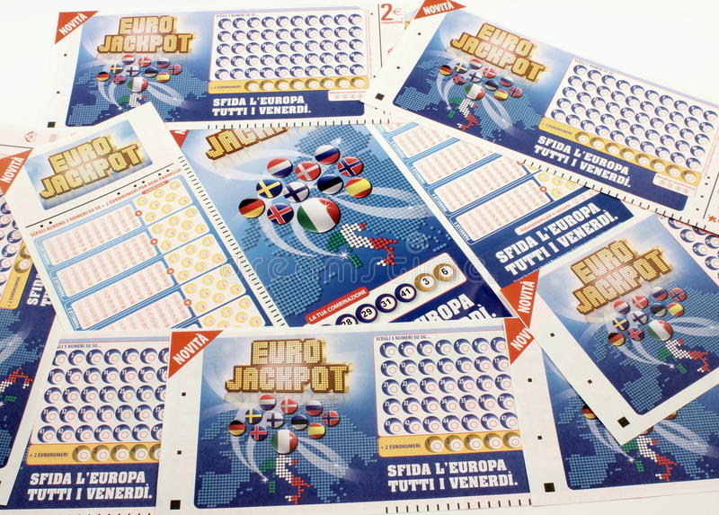 Download Lottery Tickets Super Enalotto Editorial Image - Image: 43071455