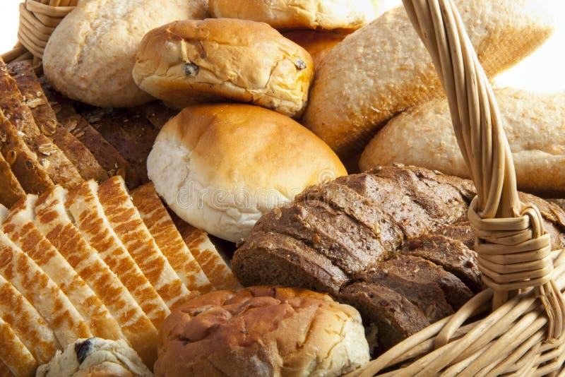 Lotti di pane immagini stock