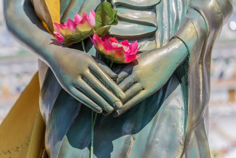 Lotus buddha disponivel fotos de stock royalty free