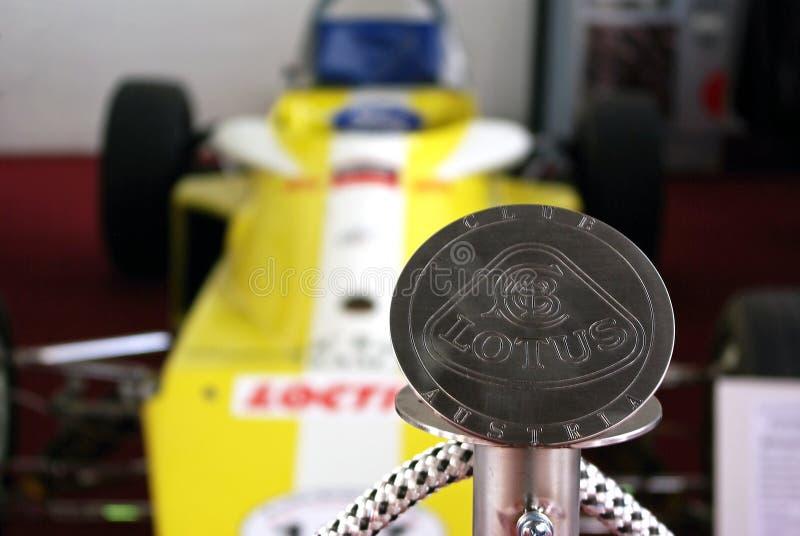 Lotus Club symbol royalty free stock images