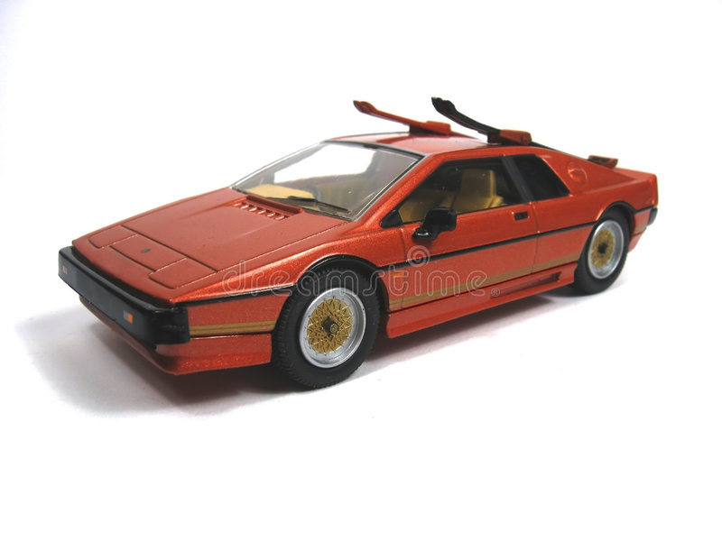 Download Lotus Esprit Turbo stock image. Image of collectibles - 7180399