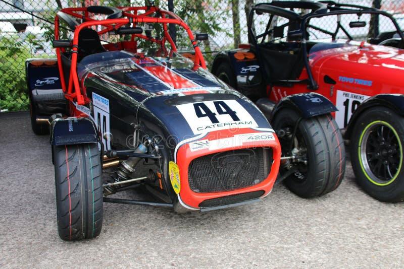 Lotus et x22 ; Seven& superbe x22 ; image stock