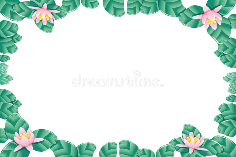 Lotus frame