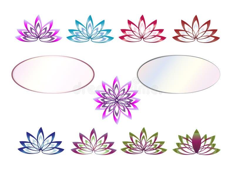 Lotus Logo arkivfoton