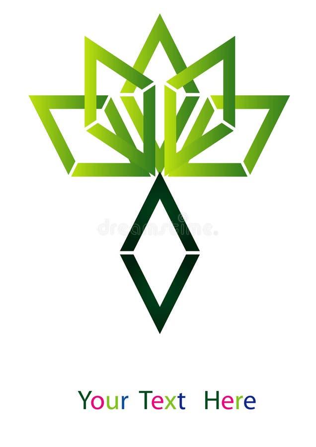 Download Lotus logo stock illustration. Illustration of emblem - 18403625