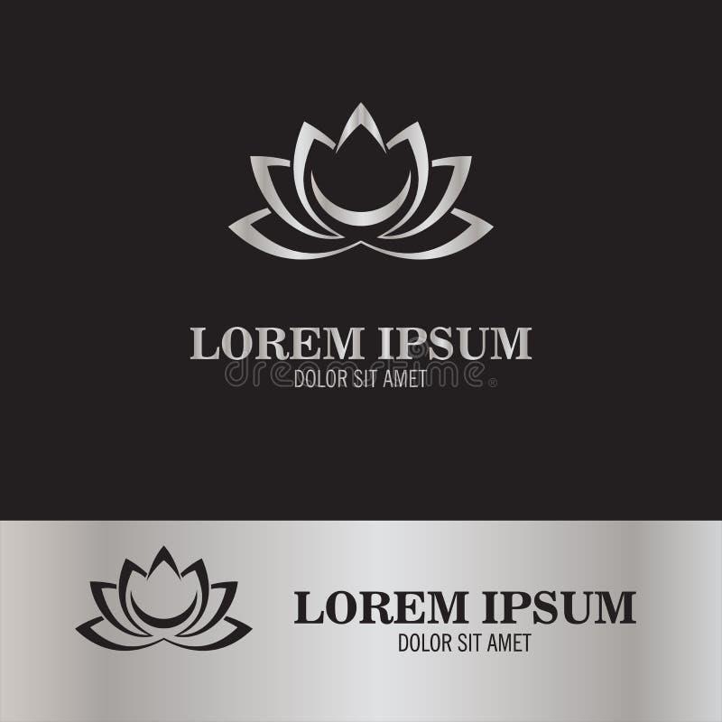 Lotus Logo illustration libre de droits