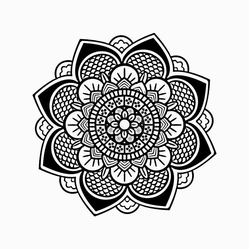 Lotus-ontwerp stock afbeeldingen