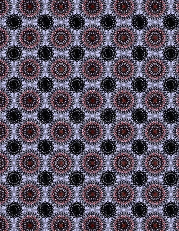 Lotus Pattern stock afbeeldingen
