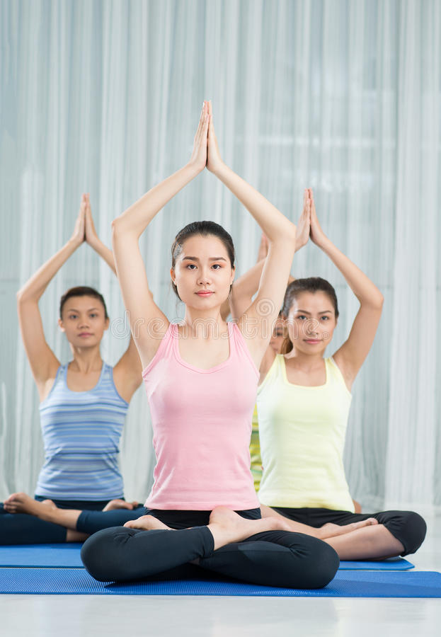 Download Lotus Position Royalty Free Stock Images - Image: 33275619