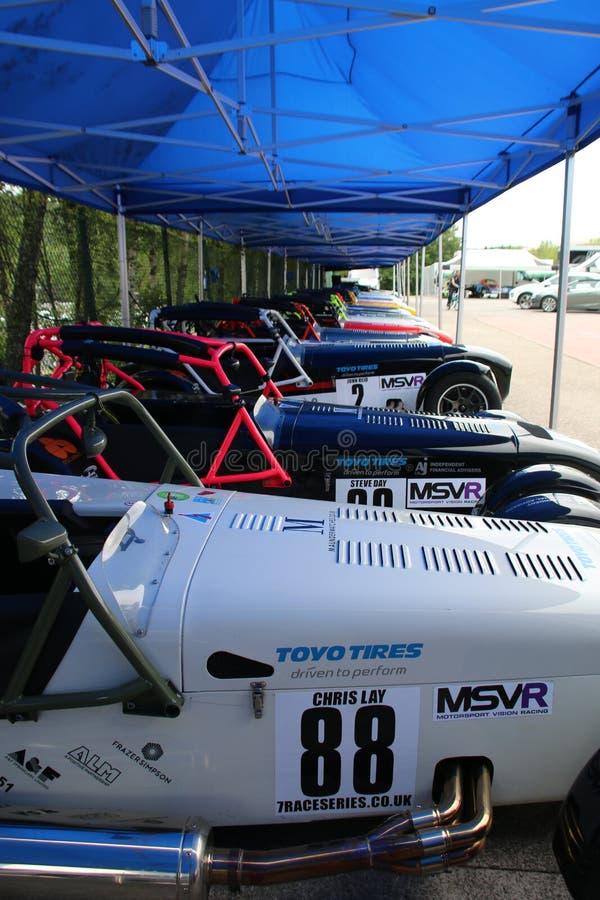 Lotus & x22; Seven& super x22; fotografia de stock royalty free
