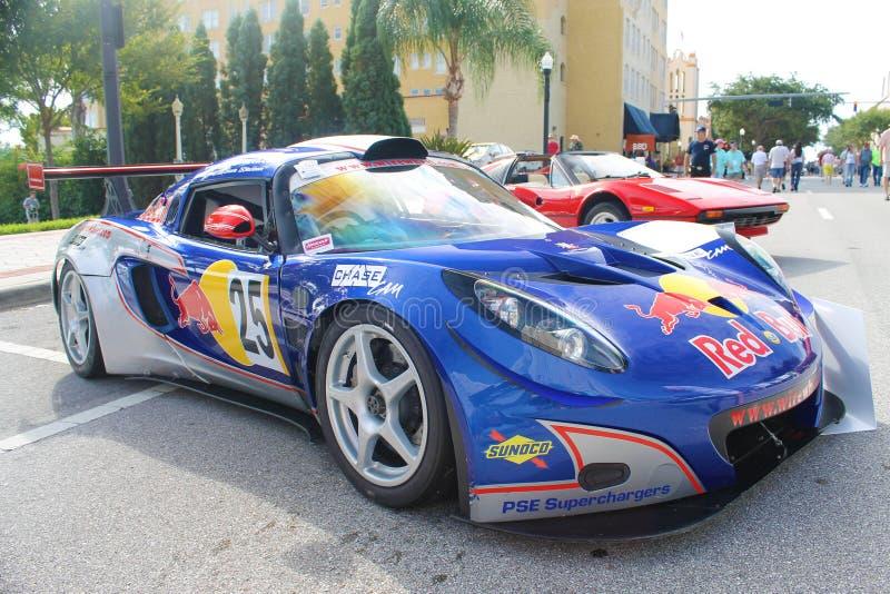 Lotus Sports Car fotos de archivo