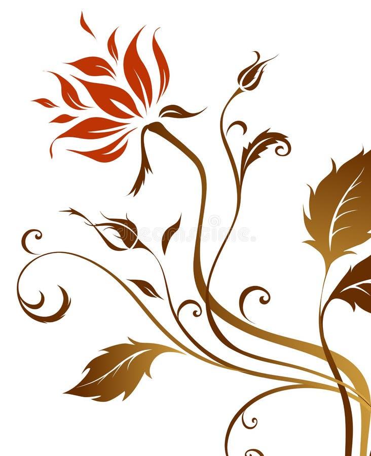 lotusblomma vektor illustrationer