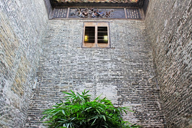 Lou Kau Mansion, Macau, China fotos de stock royalty free
