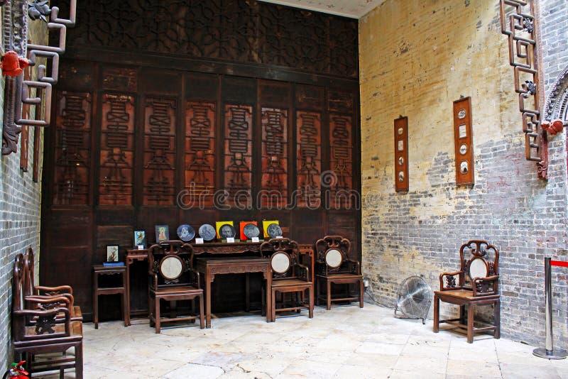 Lou Kau Mansion, Macau, China fotos de stock
