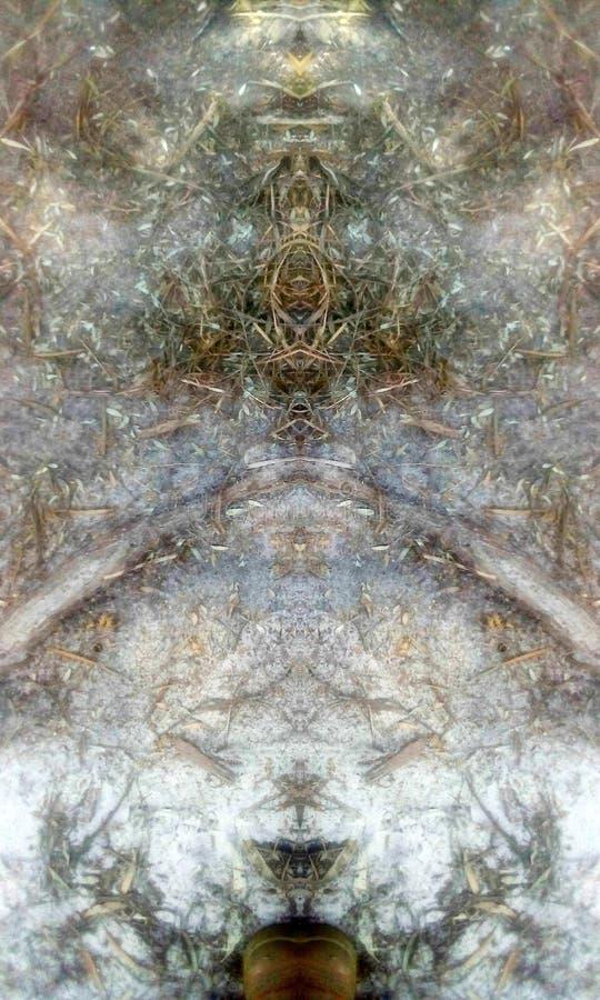Loucura pantanosa da angra que surpreende simplesmente imagens de stock