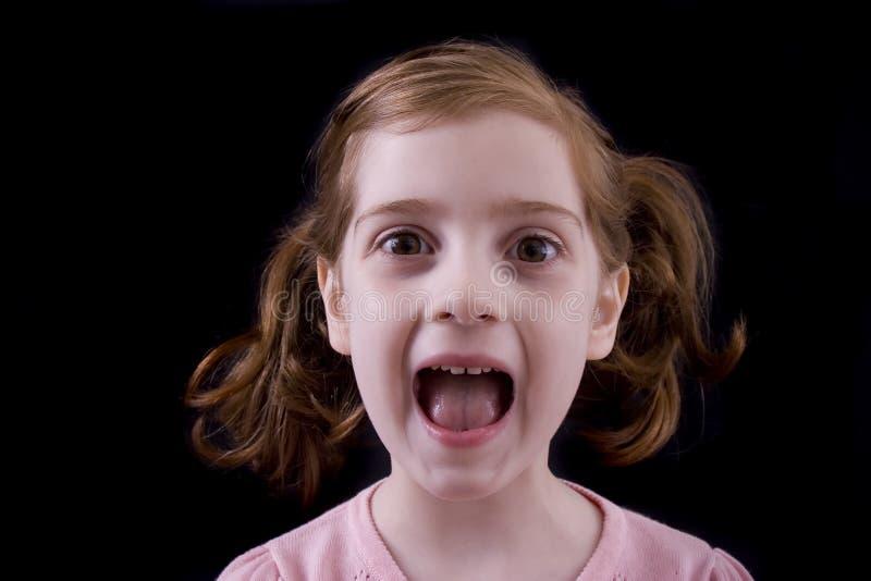 Download Loud Kid stock image. Image of happy, brat, dress, pretend - 2497533