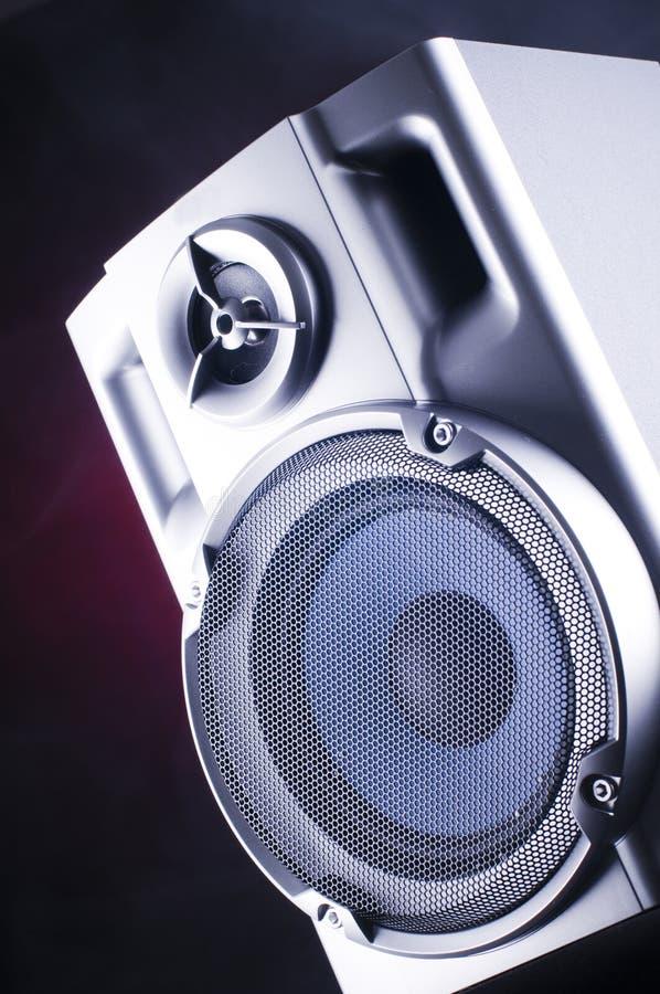 Download Loud speaker stock photo. Image of modern, circles, loudspeaker - 8360524