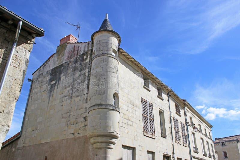 Loudon, Frankreich stockbilder
