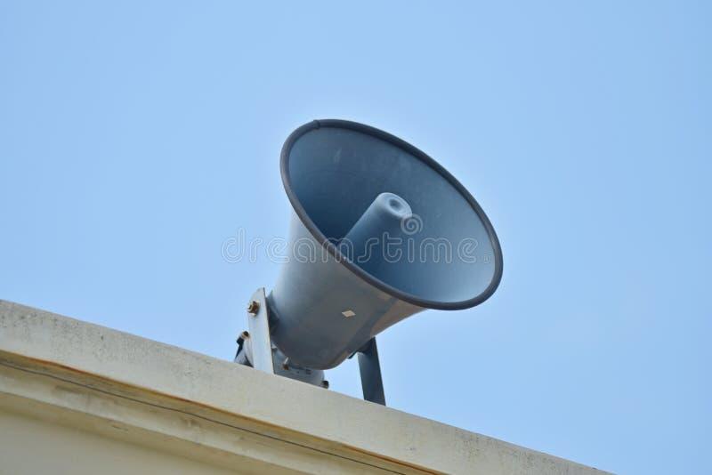 loudspeakers foto de stock