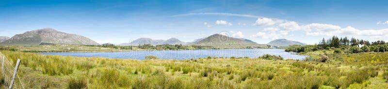 Lough Corrib Irlandia fotografia royalty free