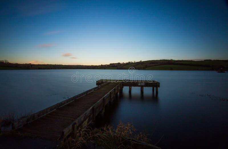 Lough di Corbet, Co Giù, N l'irlanda fotografie stock libere da diritti