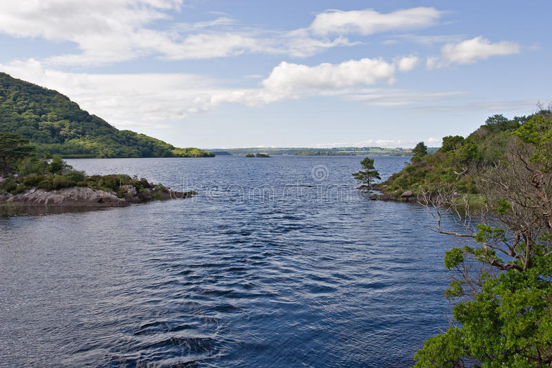 Download Lough Leane stock photo. Image of lake, water, summer - 10046312