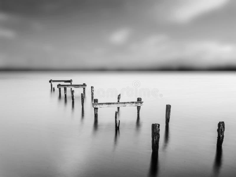Lough Neagh fotografia stock