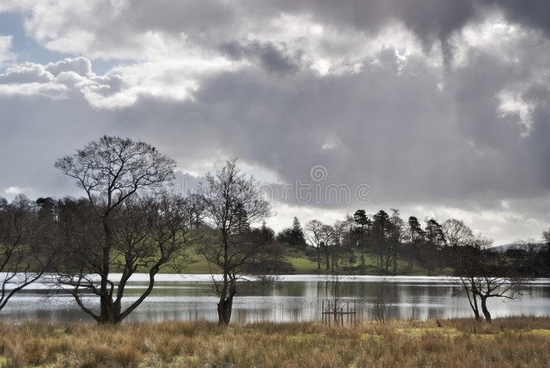 Download Loughrigg Tarn stock photo. Image of calm, pure, loughrigg - 4720910