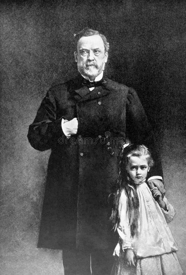 Louis Pasteur fotografía de archivo