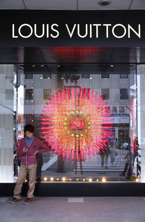 Louis Vuitton fotos de stock