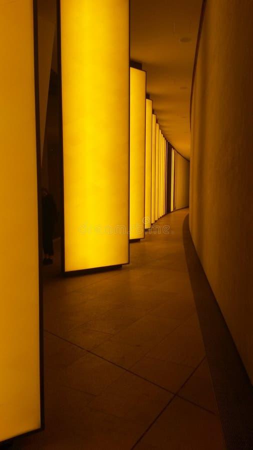 Louis Vuitton Fundation стоковое изображение