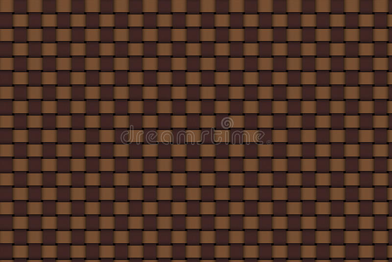 Louis Vuitton weave texture royalty free stock photo