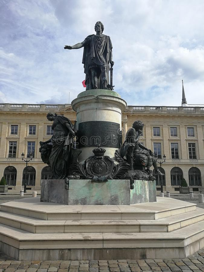 Louis XV imágenes de archivo libres de regalías