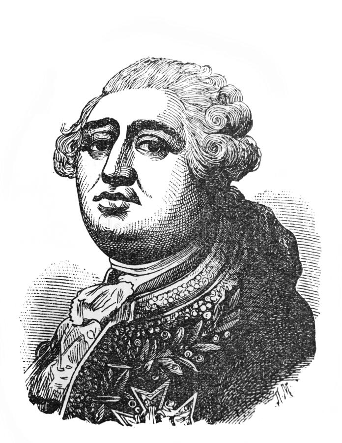 Louis Xvi (1754–1793), King Of France - Free Transparent PNG Clipart Images  Download